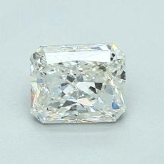 Recommended Stone #1: 1.03-Carat Radiant Cut