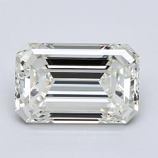 Recommended Stone #4: 1.70-Carat Emerald Cut