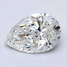 Recommended Stone #3: 1,51-Carat Pear Shaped