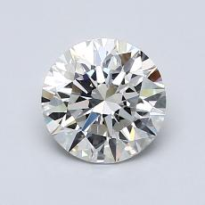 Recommended Stone #3: 1,09-Carat Round Cut