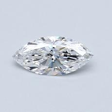 Recommended Stone #2: 0.37-Carat Marquise Cut