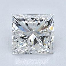 Recommended Stone #3: 2.02-Carat Princess Cut