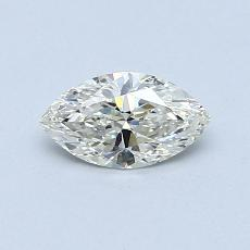 Recommended Stone #3: 0.46-Carat Marquise Cut