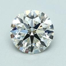 Recommended Stone #4: 1.25-Carat Round Cut