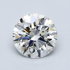 推薦鑽石 #1: 1.31  克拉圓形切割