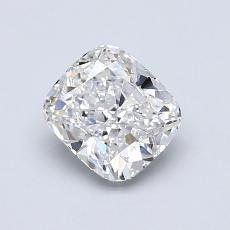 Recommended Stone #2: 0.90-Carat Cushion Cut