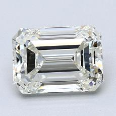 Recommended Stone #2: 2.10-Carat Emerald Cut