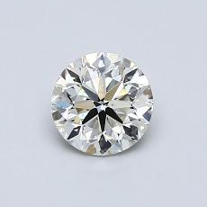Recommended Stone #3: 0.60-Carat Round Cut