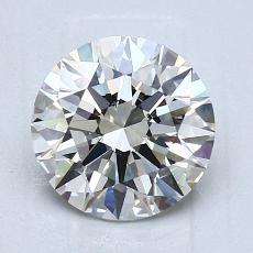 推荐宝石 3:1.53 克拉圆形切割
