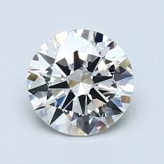 推荐宝石 3:1.20 克拉圆形切割