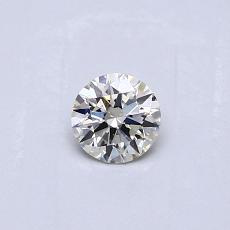 Recommended Stone #1: 0,23-Carat Round Cut