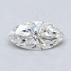 Recommended Stone #2: 0.70-Carat Marquise Cut