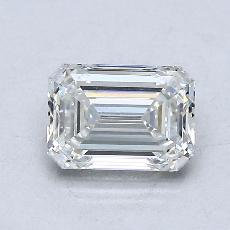 Recommended Stone #1: 0.91-Carat Emerald Cut