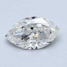 Recommended Stone #4: 1.00-Carat Marquise Cut