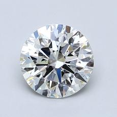 Recommended Stone #3: 1.24-Carat Round Cut