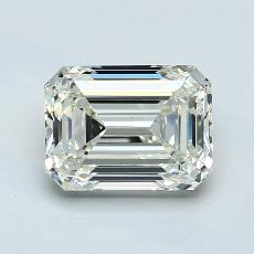 Recommended Stone #3: 1.80-Carat Emerald Cut