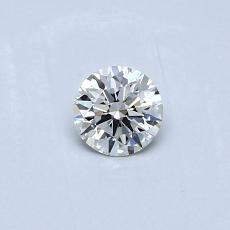 Recommended Stone #2: 0.25-Carat Round Cut