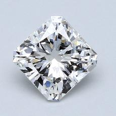 Recommended Stone #3: 1.22-Carat Radiant Cut
