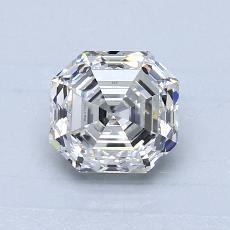 Recommended Stone #3: 1.00-Carat Emerald Cut Diamond