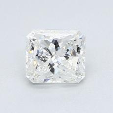 Target Stone: 0.91-Carat Radiant Cut Diamond