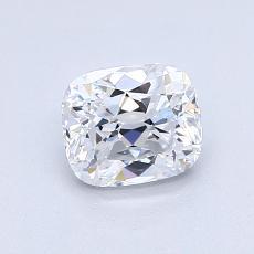 オススメの石No.4:0.90カラットのクッションカットダイヤモンド