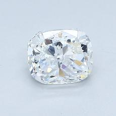 Recommended Stone #4: 1.00-Carat Cushion Cut Diamond