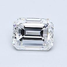 推荐宝石 2:0.94 克拉祖母绿切割钻石