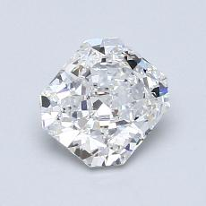 Recommended Stone #1: 0,93-Carat Radiant Cut Diamond