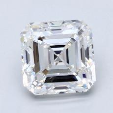 推荐宝石 4:2.15 克拉阿斯彻形钻石