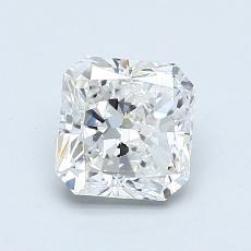 推荐宝石 1:1.04 克拉雷迪恩明亮式钻石