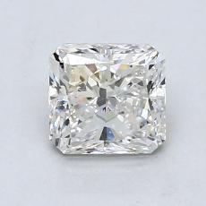 Recommended Stone #1: 0.92-Carat Radiant Cut