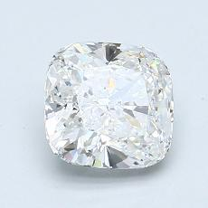 Recommended Stone #2: 1.51-Carat Cushion Cut Diamond