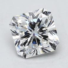 Recommended Stone #3: 1.25-Carat Radiant Cut