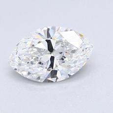 Recommended Stone #4: 0.91-Carat Marquise Cut Diamond