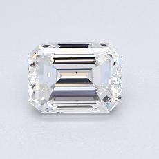 Target Stone: 1.04-Carat Emerald Cut Diamond