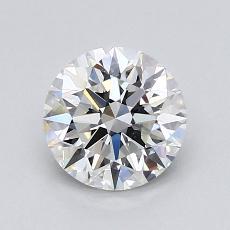 1.04 Carat 圆形 Diamond 理想 G VS2