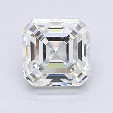 Recommended Stone #1: 1.72-Carat Asscher Cut Diamond