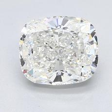 Pierre cible : Diamant taille coussin 1,91 carats