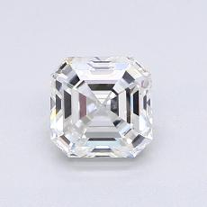 Recommended Stone #4: 0.92-Carat Asscher Cut Diamond