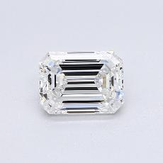 Recommended Stone #4: 1.30-Carat Emerald Cut Diamond