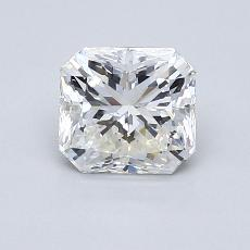 Recommended Stone #4: 1.05-Carat Radiant Cut Diamond