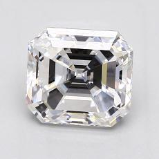 Recommended Stone #3: 1,82-Carat Emerald Cut Diamond