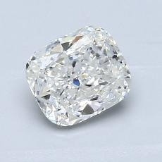 Recommended Stone #4: 0.94-Carat Cushion Cut Diamond