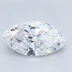 Recommended Stone #4: 1.06-Carat Marquise Cut