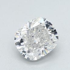 Pierre recommandée n°4: Diamant taille coussin 1,31 carats
