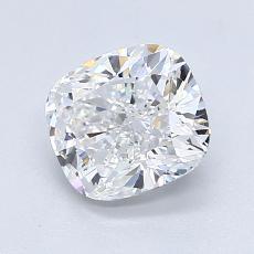 1.54 Carat 垫形 Diamond 非常好 F VS2