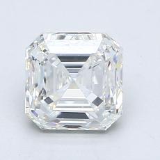 Recommended Stone #4: 1.20-Carat Asscher Cut Diamond