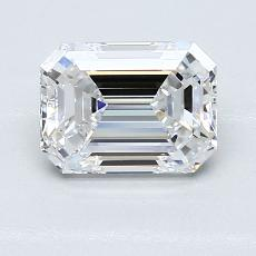 Recommended Stone #4: 1,51-Carat Emerald Cut Diamond