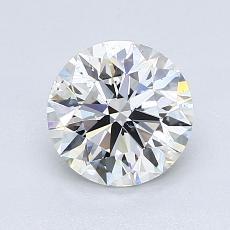 推薦鑽石 #4: 1.30  克拉圓形切割