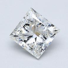 オススメの石No.1:1.04カラットプリンセスカットダイヤモンド